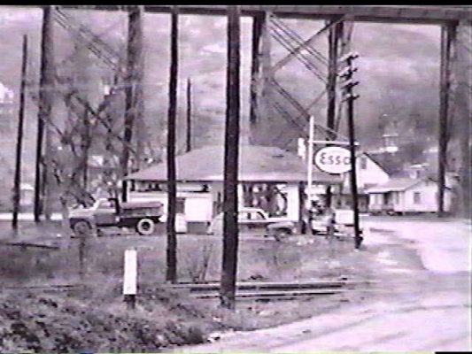 My Business Esso Service Station 1948 Maybeury Wv