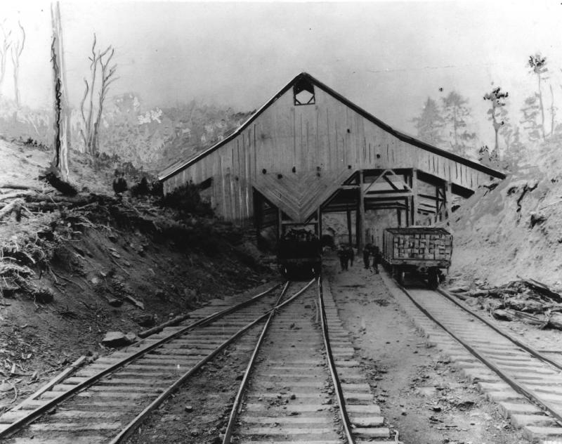 My business mill creek coal coke company stores tipples for Coopers mill